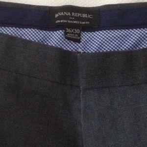 Banana Republic Slim Fit Pants